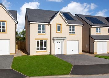 "Thumbnail 4 bed detached house for sale in ""Fenton"" at West Calder"