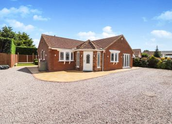 Thumbnail 3 bed detached bungalow for sale in Bullock Road, Terrington St. Clement, King's Lynn