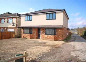 Thumbnail 5 bed country house for sale in Ashley Lane, Hordle, Lymington, Hampshire