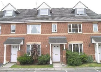 Thumbnail 3 bedroom town house to rent in Gillquart Way, Coventry