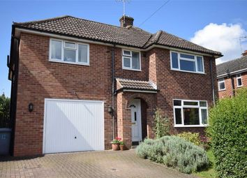 Thumbnail 5 bed detached house for sale in Dornoch Avenue, Southwell, Nottinghamshire
