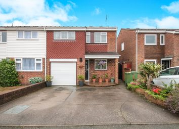 Thumbnail 4 bedroom semi-detached house for sale in Wallers Way, Hoddesdon