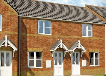 "Thumbnail 2 bed end terrace house for sale in ""The Baildon"" at Doncaster Road, Goldthorpe, Rotherham"