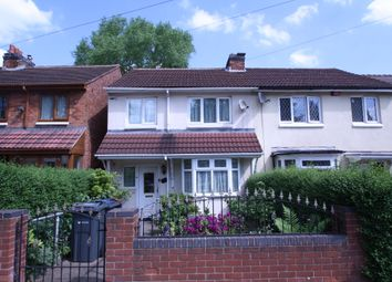 Thumbnail 3 bed semi-detached house for sale in Mervyn Road, Birmingham