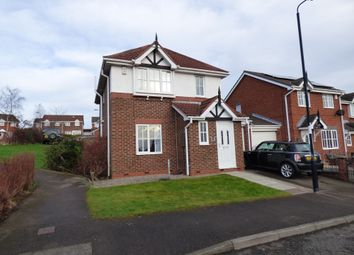 Thumbnail 3 bed detached house for sale in Oakmere Close, Penshaw, Houghton Le Spring