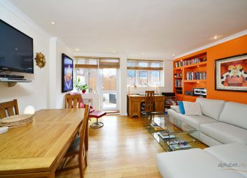 Thumbnail 3 bed flat to rent in Morant Street, London
