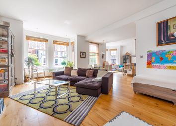 Greencroft Gardens, South Hampstead, London NW6. 2 bed flat