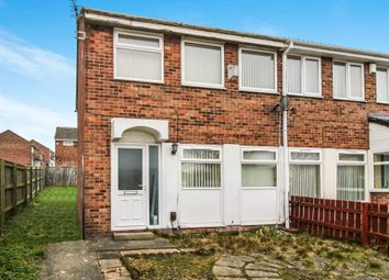Thumbnail 3 bed terraced house to rent in Craigmillar Close, Newcastle Upon Tyne