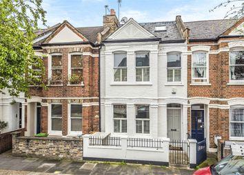 Thumbnail 4 bedroom flat to rent in Stephendale Road, London