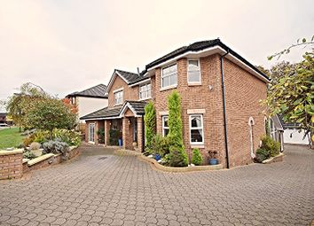 Thumbnail 6 bed detached house for sale in Faulkner Grove, Motherwell