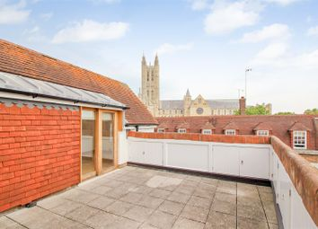 Thumbnail 3 bedroom flat for sale in Iron Bar Lane, Canterbury