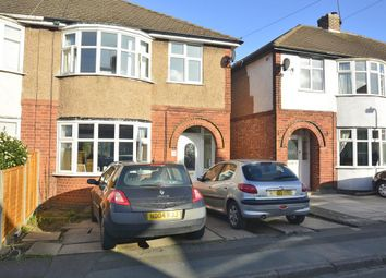 Thumbnail 3 bedroom semi-detached house to rent in Barrie Road, Hinckley, Leicestershire