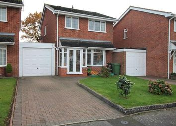 Thumbnail 3 bed detached house for sale in Hollyberry Close, Winyates Green, Redditch, Redditch