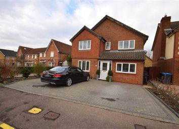 Thumbnail 4 bed detached house for sale in Wedgewood Drive, Church Langley, Harlow, Essex