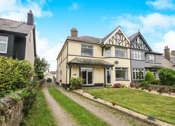Thumbnail 6 bed semi-detached house for sale in Rhodfa'r Mor, Nefyn, Pwllheli, Gwynedd