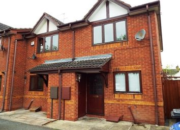 Thumbnail 2 bed end terrace house to rent in Heathley Mews, Off Winchester Drive, Branston