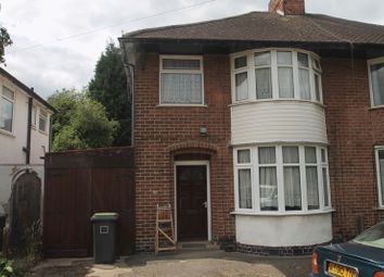 Thumbnail 3 bedroom semi-detached house to rent in Queens Road East, Beeston, Nottingham
