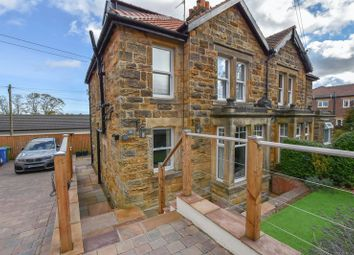 Thumbnail 4 bed semi-detached house for sale in Birch Avenue, Sleights, Whitby