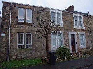Thumbnail 2 bed flat to rent in Miller Street Kirkcaldy, Kirkcaldy