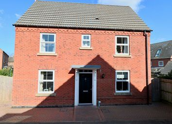 3 bed detached house for sale in Meteor Close, Newton, Nottingham NG13