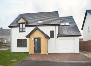 Thumbnail 4 bed detached house for sale in Greenlaw Lane, Buckie