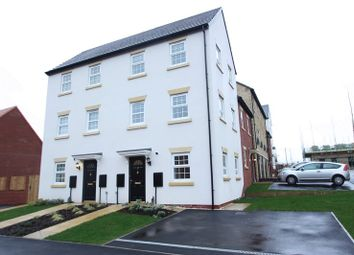 Thumbnail 2 bed town house to rent in Madison Close, Ackworth, Pontefract