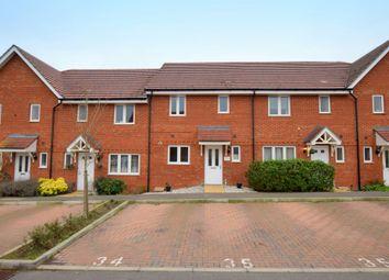 Thumbnail 3 bedroom terraced house for sale in De Havilland Road, Farnborough