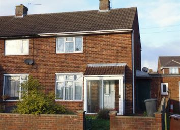 Thumbnail 2 bed semi-detached house for sale in Woodhall Drive, Lincoln