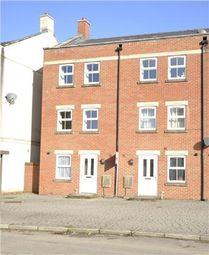 Thumbnail 4 bed town house for sale in Stearman Walk, Lobleys Drive, Brockworth, Gloucester