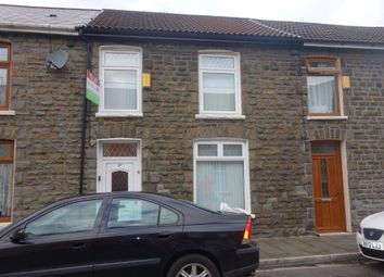 Thumbnail 3 bed terraced house to rent in 50 Volunteer Street, Pentre
