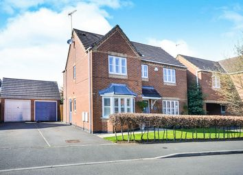 4 bed detached house for sale in Ashleigh Avenue, Sutton-In-Ashfield, Nottinghamshire NG17