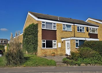 Thumbnail 3 bed end terrace house for sale in Bennett Close, Cobham
