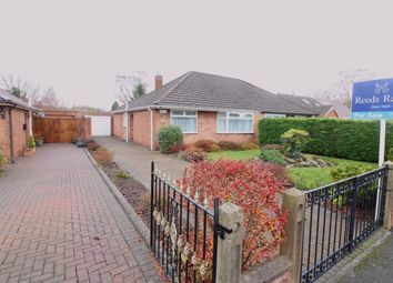 Thumbnail 2 bedroom bungalow for sale in Grange Crescent, Childer Thornton, Ellesmere Port