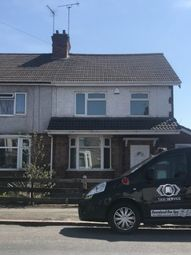 Thumbnail 4 bed end terrace house to rent in Durbar Avenue, Coventry