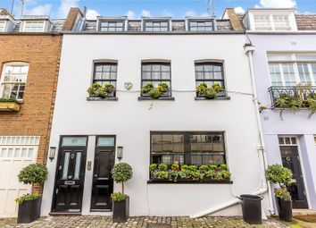 Thumbnail 3 bed mews house for sale in Eaton Mews West, Belgravia