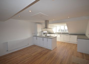 Thumbnail 2 bed flat for sale in Regent Road, Countesthorpe, Leicester
