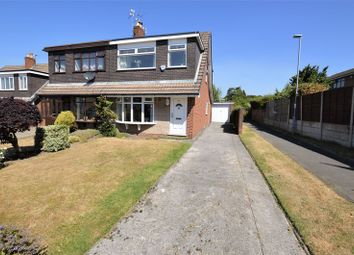 Thumbnail 3 bed semi-detached house for sale in Harris Drive, Hyde