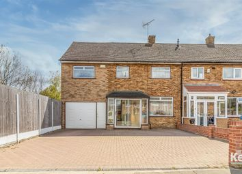 Thumbnail 4 bed end terrace house for sale in Daiglen Drive, South Ockendon