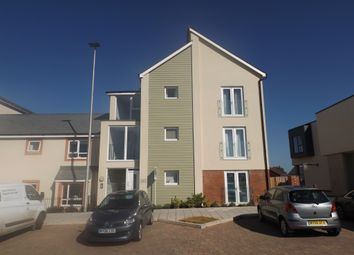 Thumbnail 1 bedroom flat for sale in Younghayes Road, Cranbrook, Exeter