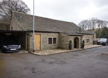 Thumbnail 5 bed detached house for sale in Laurel Bank Barn, Holdsworth Road, Holmfield, Halifax