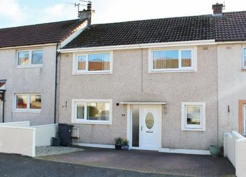 Thumbnail 3 bed terraced house for sale in 73 Fairhurst Road, Stranraer