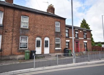 Thumbnail 2 bed terraced house to rent in Newtown Road, Hereford