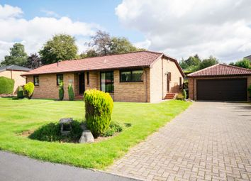 Thumbnail 4 bedroom detached bungalow for sale in Woodlands Park, Blairgowrie, Perthshire