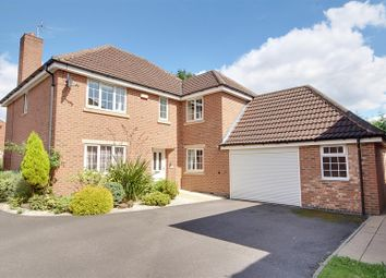 Thumbnail 5 bedroom detached house for sale in Thales Drive, Arnold, Nottingham