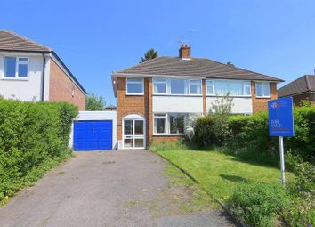 Thumbnail 3 bed semi-detached house for sale in Halford Road, Stratford-Upon-Avon