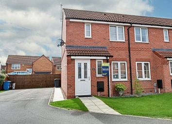 Thumbnail 2 bed end terrace house for sale in Hyde Park Road, Kingswood, Hull
