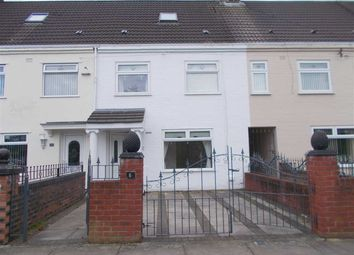 Thumbnail 2 bed terraced house for sale in Wellcroft Road, Huyton, Merseyside