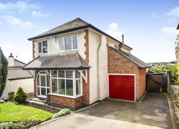 Thumbnail 4 bed detached house for sale in Quarry Hill Road, Ilkeston