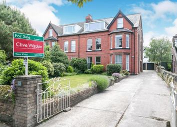 Thumbnail 3 bed flat for sale in Park Road, West Kirby, Wirral, Merseyside