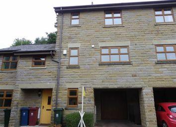 Thumbnail 3 bed town house to rent in Church Gardens, Longridge, Preston